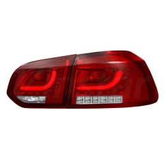VW GOLF VI LED Taillights