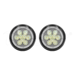 MINI LED Rally Lights (Black)