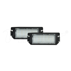 Hyundai LED License Plate Lamp