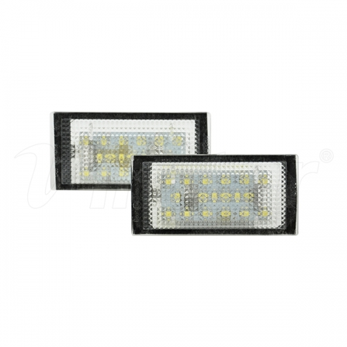 BMW E46 2D LED License Plate Lamp