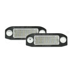Volvo LED License Plate Lamp