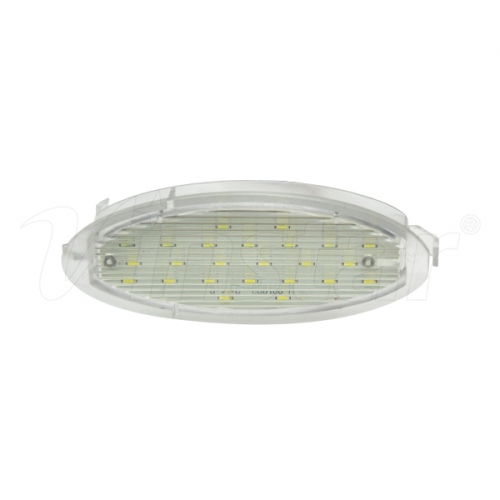 Opel LED License Plate Lamp
