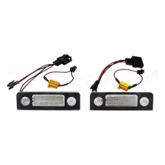 Skoda LED License Plate Lamp (Canbus)
