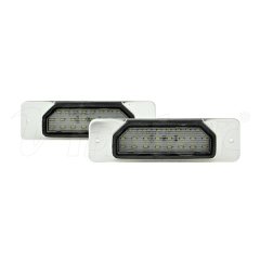 Nissan LED License Plate Lamp