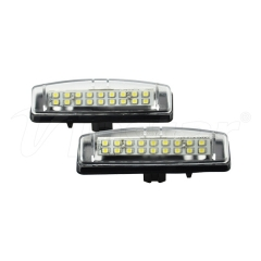 Lexus LED License Plate Lamp