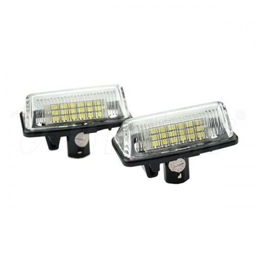 Toyota LED License Plate Lamp