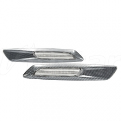 Lexus LED Side marker(Clear lens+3D Carbon finishes)