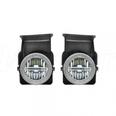 GMC LED Fog+LED Lights