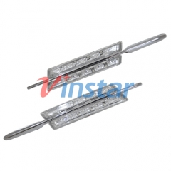 LED Side marker Clear, without M logo
