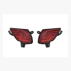 Mazda LED Rear Bumper Lights(Red)
