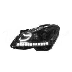 Ben LED Headlight(Brack)