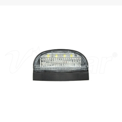​​​​​​​Universal  LED License Plate Lamp