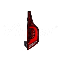 Toyota LED Taillight(Red+white)