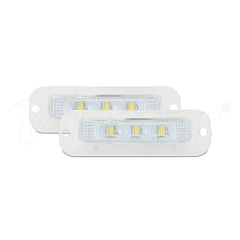 Ben W463 LED License Lamp