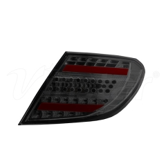 Benz LED Taillight(Smoke)