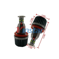BMW H8 E92 Canbus LED Marker(20W)