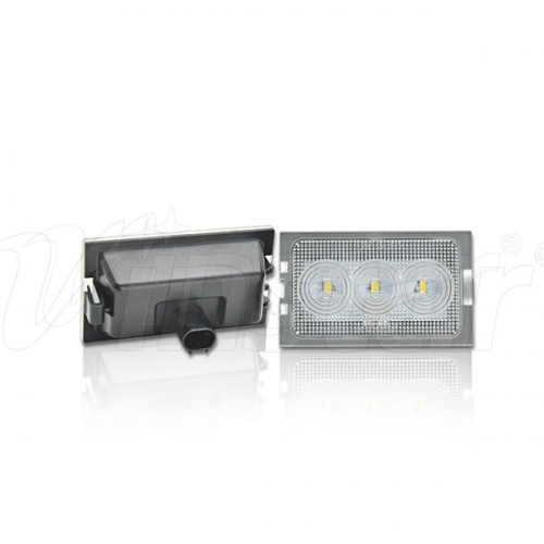 Land Rover LED License Plate Lamp