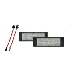 High Power BMW E87 LED License Plate Lamp