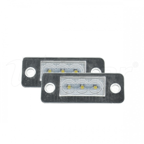Audi LED License Plate Lamp