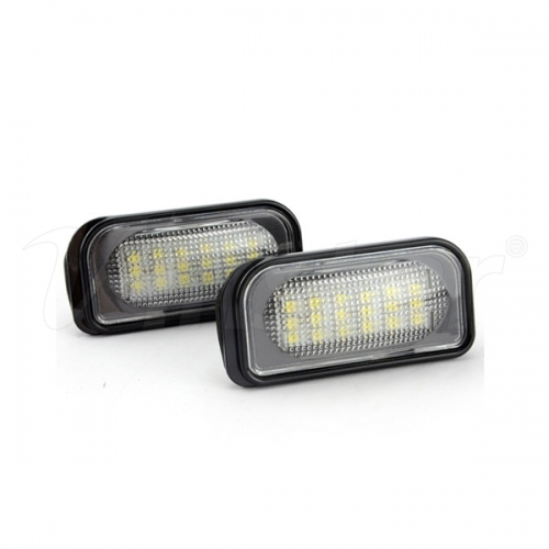 Benz W203 4D LED License Plate Lamp(Canbus)