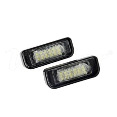 Benz W220 LED License Plate Lamp(Canbus)
