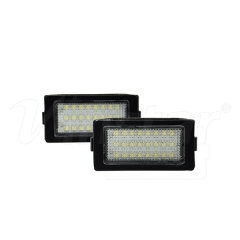 BMW E38 LED License Plate Lamp
