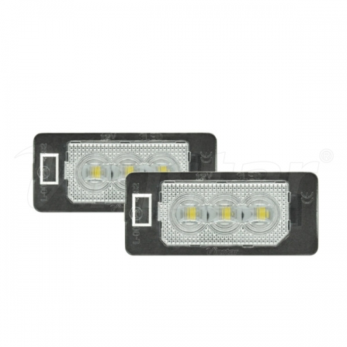 High Power BMW E39 LED License Plate Lamp