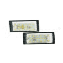 BMW E39 LED License Lamp