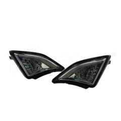 LED 3D Signal Bumper Corner Lights(Smoke)