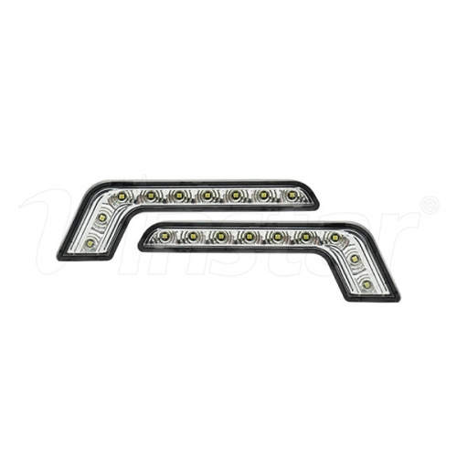 Universal L-shape LED DRL lights(DRL)