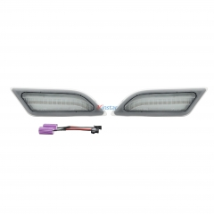 Benz Front LED Side Marker Lamp(Clear)