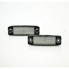 Kia LED License Plate Lamp