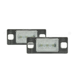 Porsche Canbus LED License Plate Lamp
