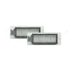 Opel LED License Plate Lamp(Canbus)