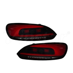 VW Scirocco LED Taillights (Smoke)