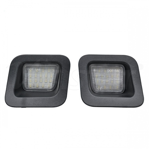 Dodge LED License Plate Lights