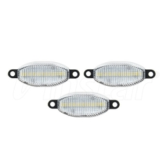 Ford Raptor Front Grille Running Light Marker Lamp