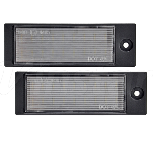 Hyundai LED Licens Plate Lights